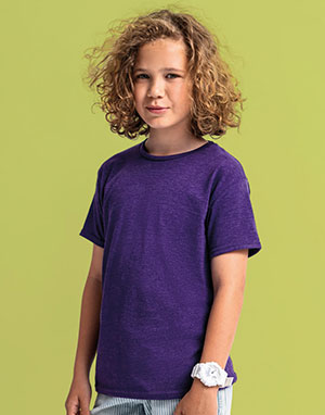 Fruit of the Loom Camiseta Iconic 150 Niño