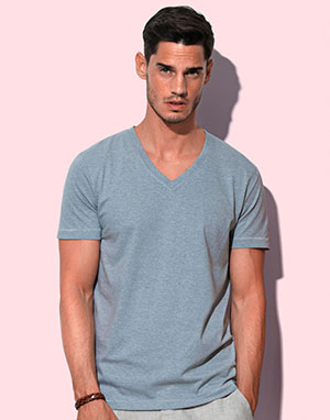 a22ade7b7d Stedman Camiseta Luke cuello V