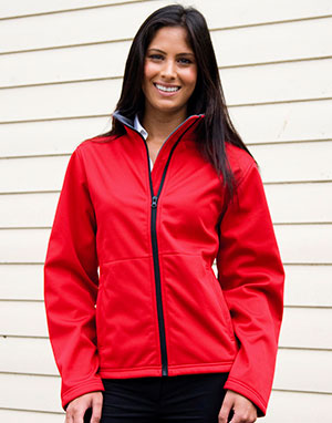 Softshell Result Softshell Core mujer